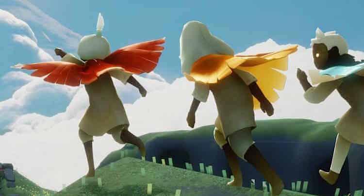 Sky Children of the Light Game Design