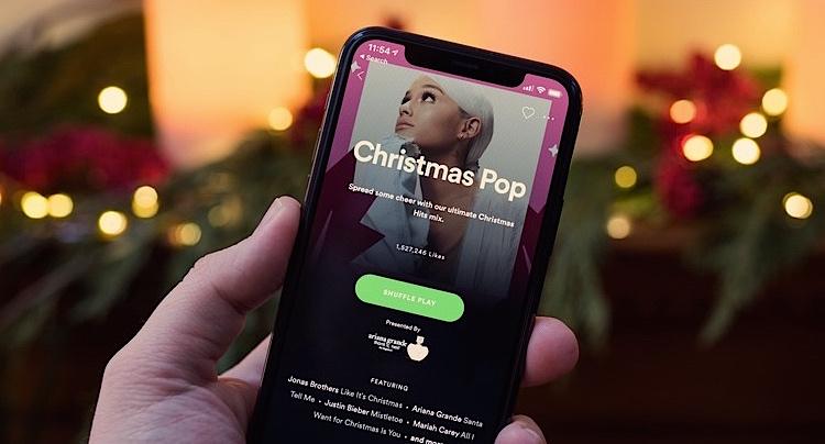 Spotify Anzahl Songs