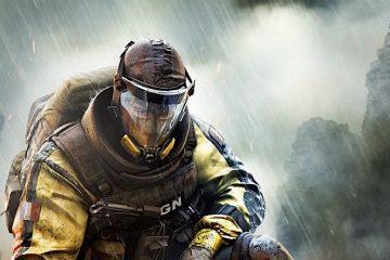 Ubisoft Rainbow Six: Siege
