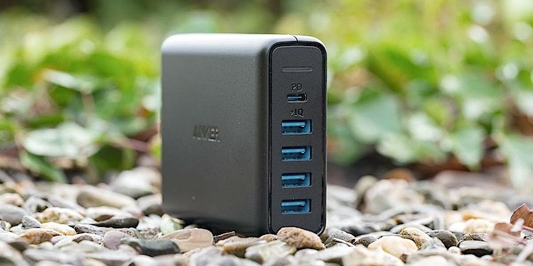 Anker PowerPort 5-Port USB C Ladegerät