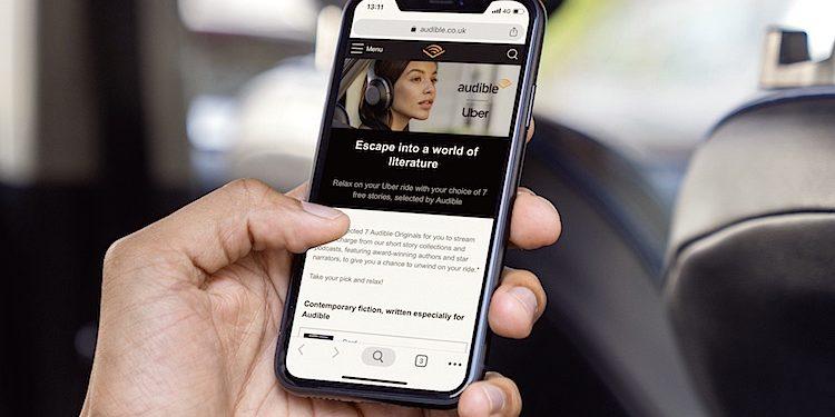 Audible iPhone Hörbücher