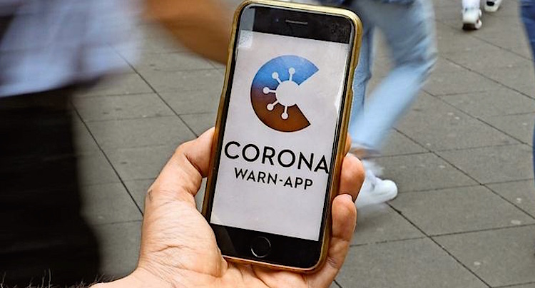 Corona App Downloadzahlen
