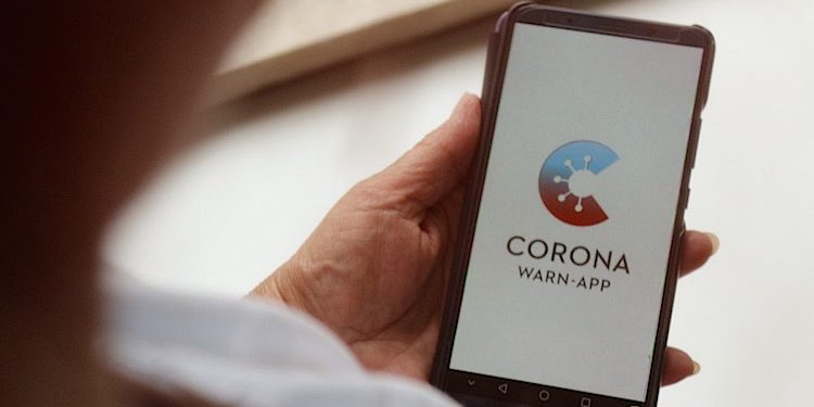 Corona-Warn-App Download Installation Verwendung