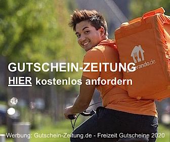 Gutschein-Zeitung Banner 2020