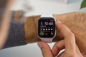 WWDC 2020 Apple Watch