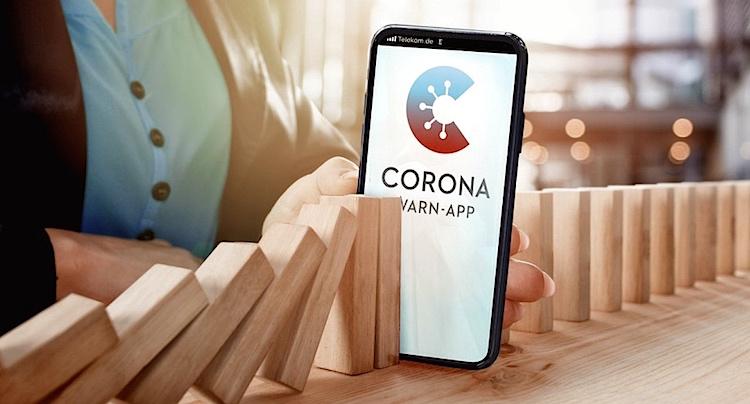 Fehler Corona App