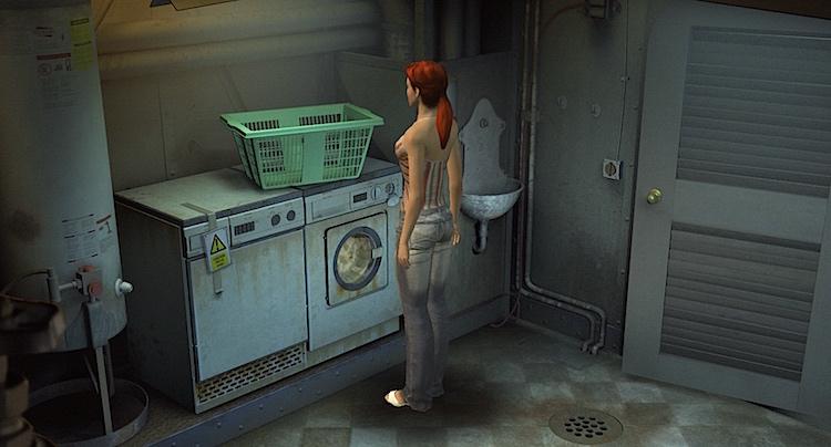 Geheimakte 2: Puritas Cordis Lösung Die Waschküche