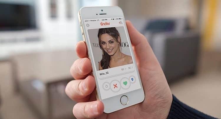 Tinder Apple App Store
