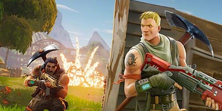 Apple Epic Games Fortnite