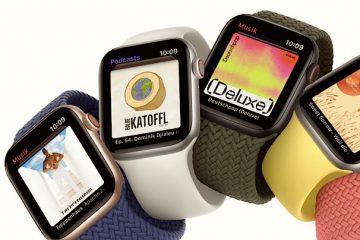 Apple Watch SE: Günstiger Einstieg in die Welt der Smartwatches