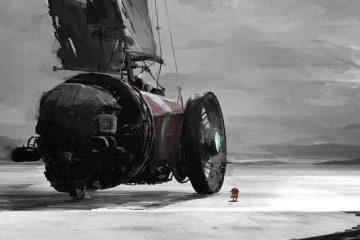 FAR - Lone Sails: Abenteuerspiel im Apple App Store erschienen