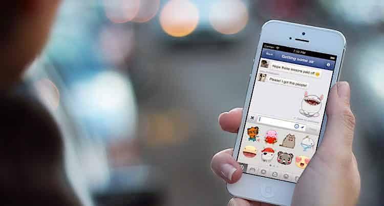 Facebook: Messenger mit neuen Funktionen und Design