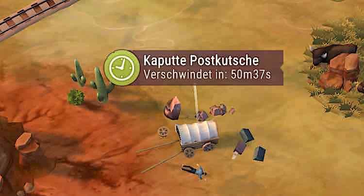 Westland_Survival_Event_Kaputte_Postkutsche