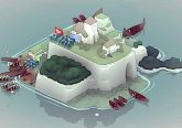 Bad North: Apple iOS Premium-Spiel als Deal im App Store