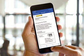 """Deutsche Post: """"Post & Paket App"""" für Apple iOS angekündigt"""