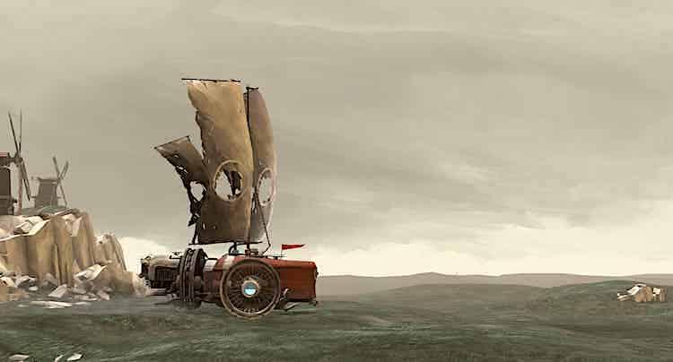 FAR: Lone Sails Walkthrough Lösung