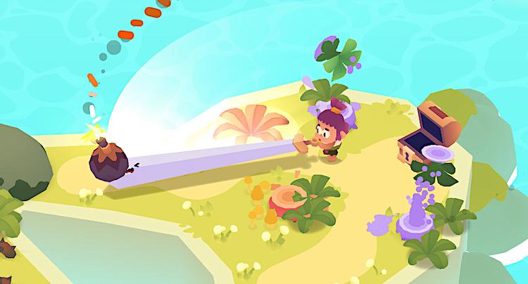 Slash Quest Apple Arcade