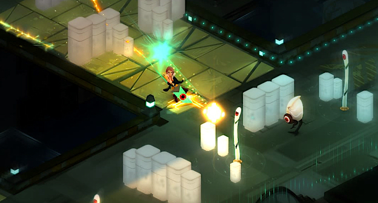 Transistor Walkthrough Lösung Cheats Hacks für Apple iOS iPhone iPad