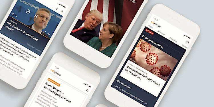 ZDFheute: iOS 14-Widgets mit neuen Update 3.4 integriert
