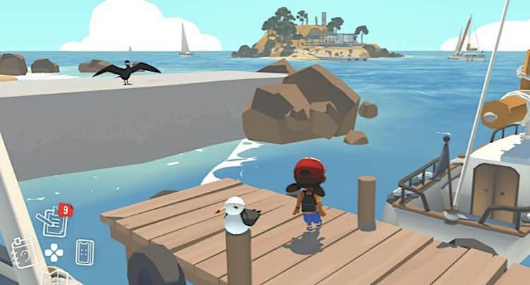 Alba: A Wildlife Adventure bei Apple Arcade erhältlich
