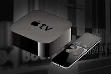 Apple TV: Streaming-Box 2021 mit neuer Fernbedienung geplant