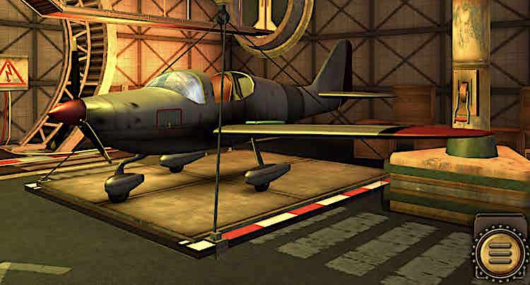 Escape Machine City: Airborne für Apple iPhone und iPad