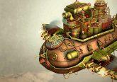 Escape Machine City: Airborne Flucht auf hohem Niveau