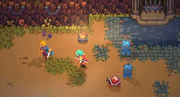 Oceanhorn - Chronos Dungeon: 16-Bit-Game für Apple Arcade