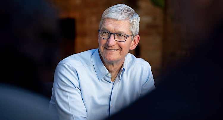 Apple: Drei Billionen US-Dollar Marktwert als nächstes Etappenziel