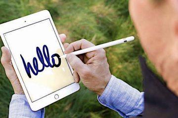 Apple: iPad mini mit größerem Display und Touch ID