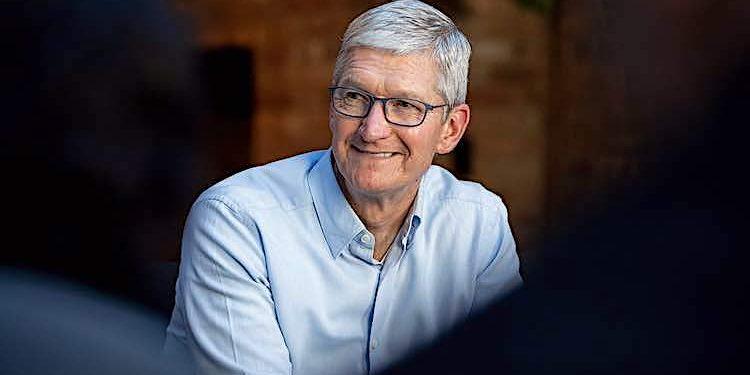 Apple: Tim Cook sagt finanzielle Unterstützung für Texas zu