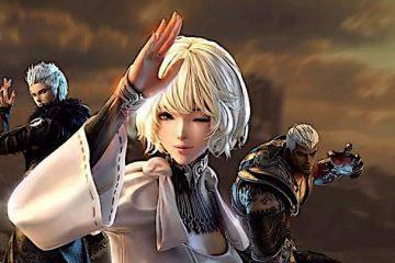 Blade & Soul: Revolution - Mobile-RPG von Netmarble bereit zum Start