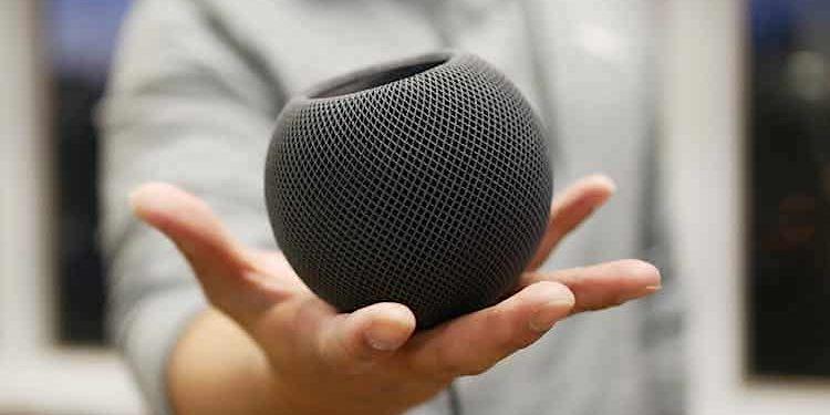 Apple: HomePod mini kann Temperatur und Feuchtigkeit messen