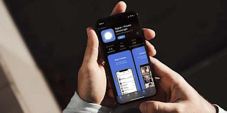 Signal: Private Messenger-Update behebt Fehler beim Teilen