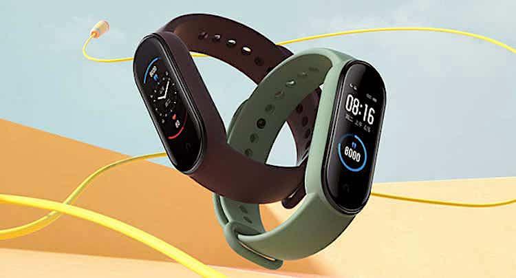 Xiaomi: Fitness-Tracker Mi Band 6 offiziell vorgestellt