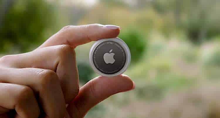 Apple: AirTag gefunden - doch was passiert dann?