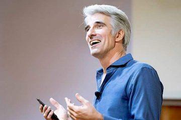 Apple: Craig Federighi erklärt iOS 14.5 App-Tracking