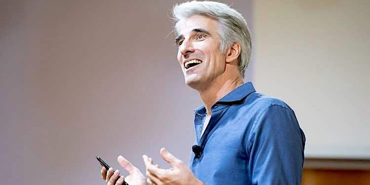 Apple: Craig Federighi erklärt iOS 14.5 App-Tracking