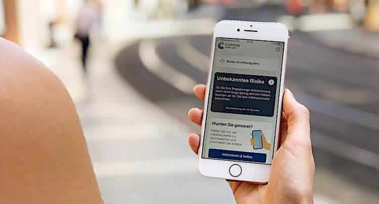 Corona-Warn-App: Probleme bei neuer Check-In-Funktion