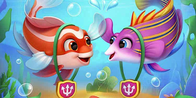 Fishdom: Update 5.3.3 April Ostern 2021 mit neuen Inhalten