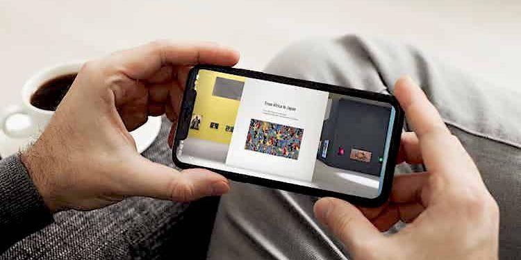 Google Art & Culture mit drei neue virtuellen Gallerien