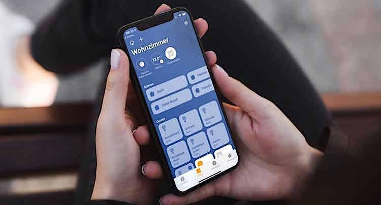 HomePaper: Frisches Design für Apple HomeKit-App