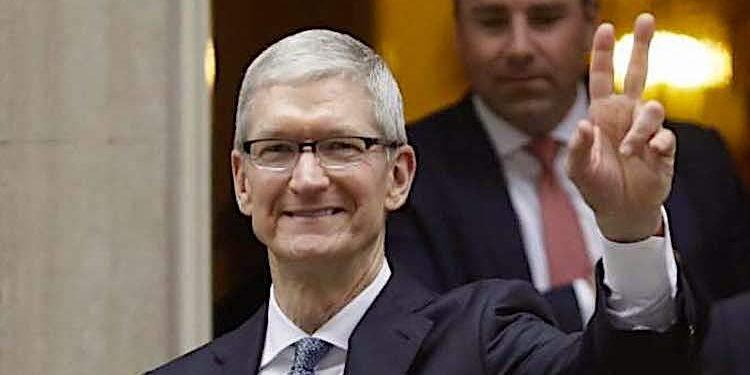 Apple: Netzwerk-App Parler darf zurück in den App Store
