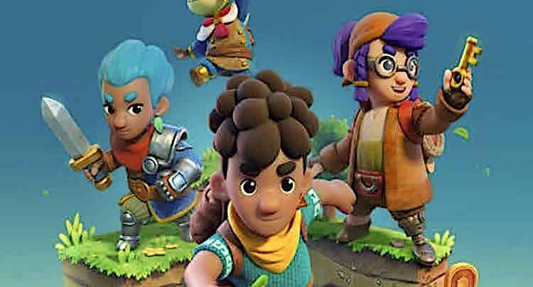 Wonderbox: Kreatives Abenteuer bei Apple Arcade erschienen