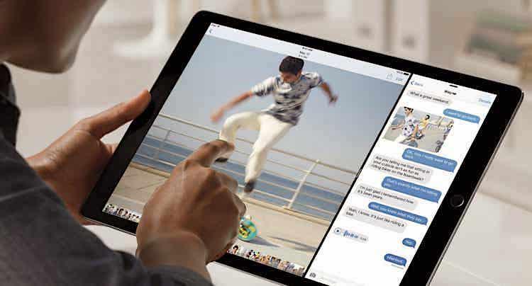 Apple: 12,9 Zoll iPad Pro mit XDR-Display mit Lieferproblemen