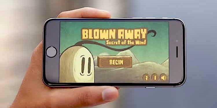 Blown Away: Secret of the Wind