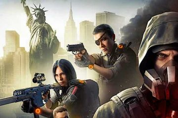 The Division: Mobile Game aus Tom Clancy-Universum angekündigt