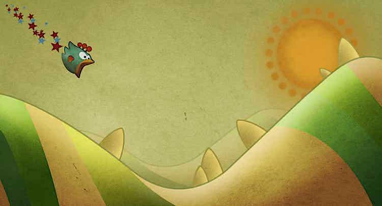 Tiny Wings: Klassiker erhält Update mit einigen Verbesserungen