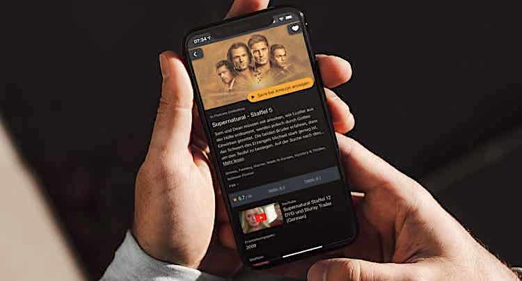 WhatsOnPrime?: Katalog von Amazon Prime Video sortieren