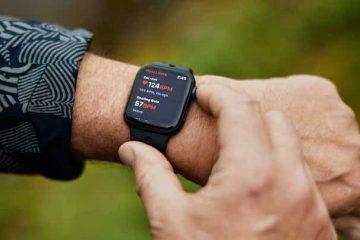 Apple Watch 7: U1-Chip, mehr Leistung und kleinere Ränder